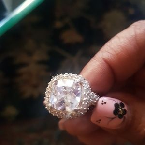 Sterling Silver Vintage Beautiful Ring